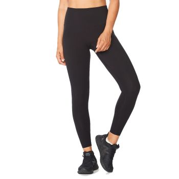 Form Hi-Rise Compression Tights Dame - Sort