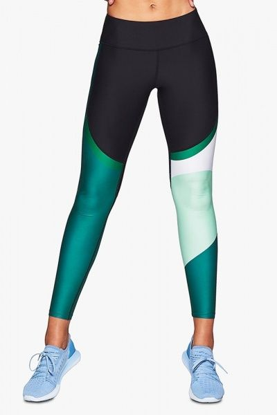 Balance Graphic Legging - Black