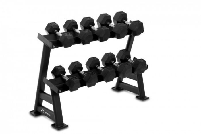 DumbbellRack Maxi Set HEX